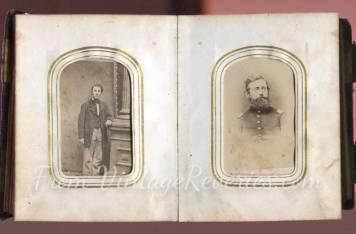 confederate officer photos