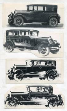 Chrysler 75 car 1920s