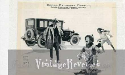 Old Dodge Automobile Ads