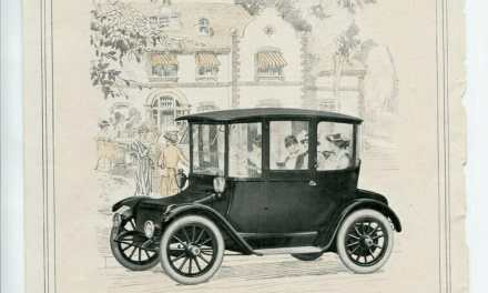 Anderson Electric Car Advertisements and Specs