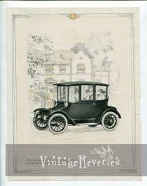 early 1900s electric car