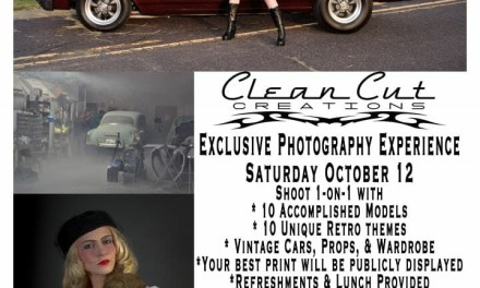 St. Louis Photography Workshop – an exclusive Retro themed Shoot Out