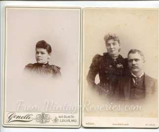 1800s st louis portraits