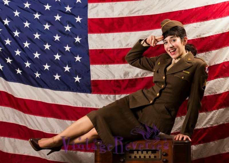 WWII uniform