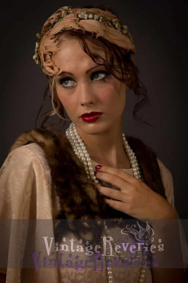 Old Hollywood Style Portraits with Anita