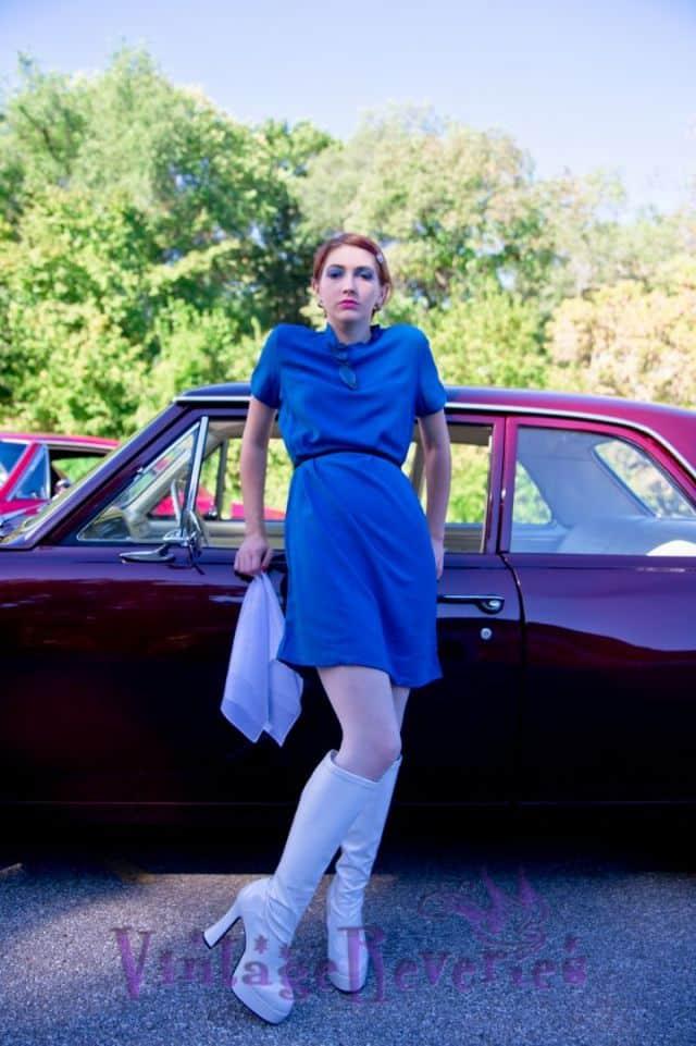 1960s mod styled photos