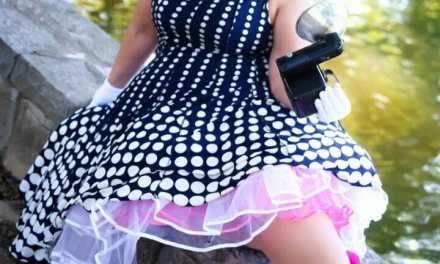 Pinup Photography at the Park