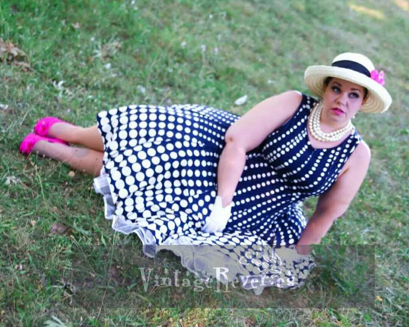 classy pinup photographer