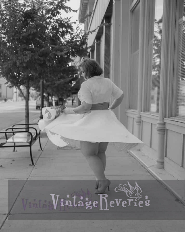 bbw pinup photography