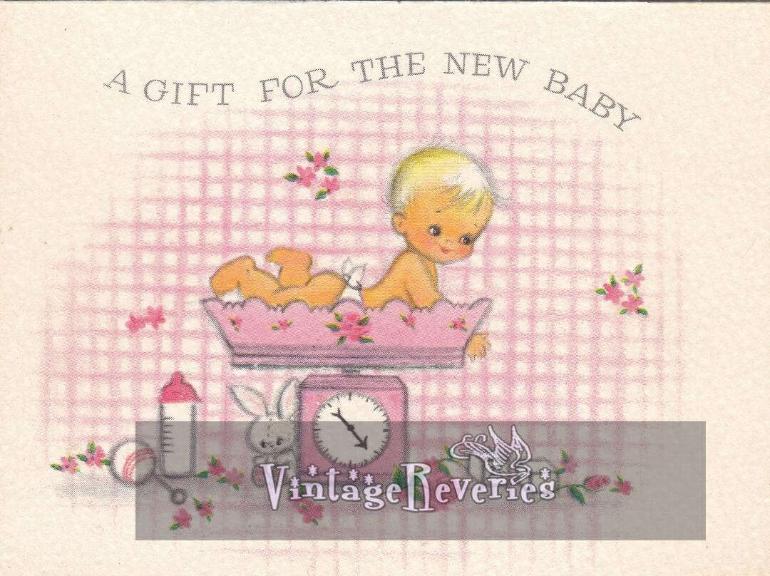 A gift for the new baby