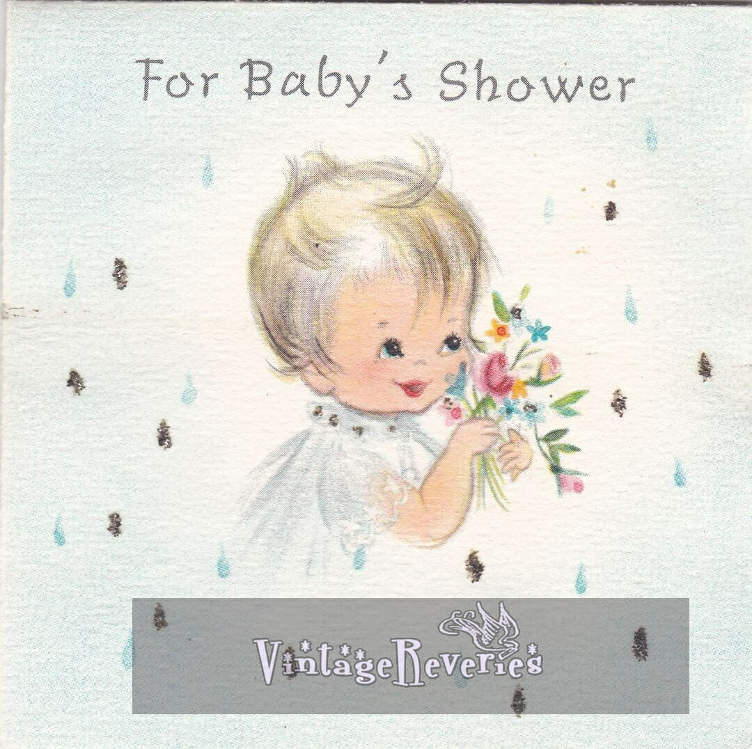 For Baby's Shower