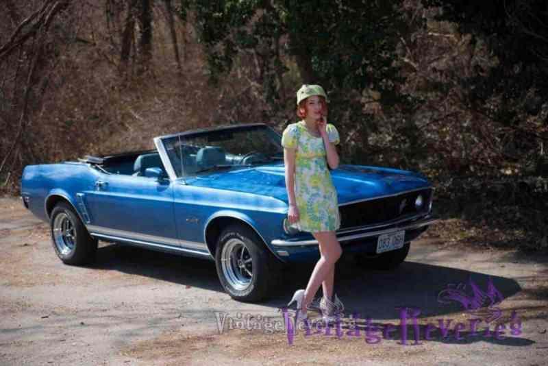 1960s style photo