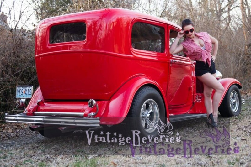 vintage car photographer