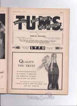 1943 Coca Cola ad
