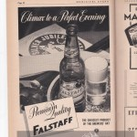 Synopsis of The Great Waltz and more 1943 St. Louis Business advertisments