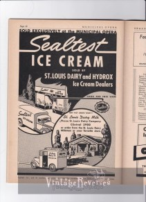 Ice Cream in WWII