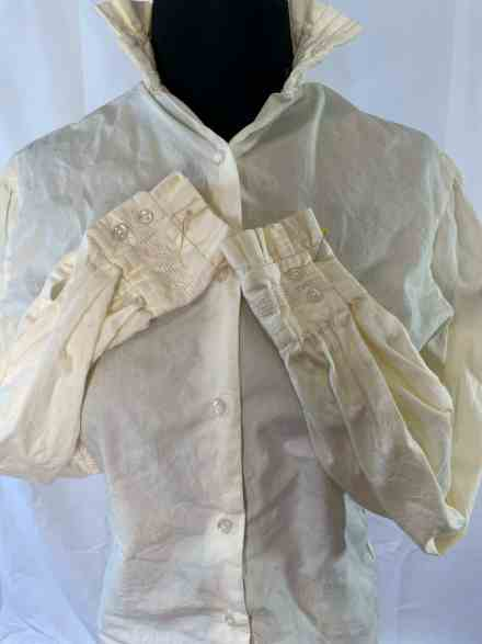 Vintage white Nantucket USA blouse