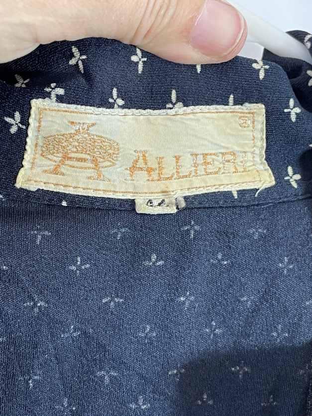 Vintage Alleri dress