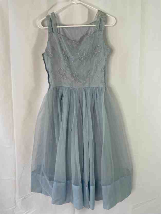 """Rare """"new look"""" vintage summer party dress"""