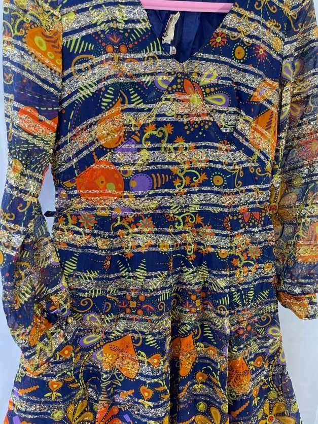 Vintage Arnel Dress