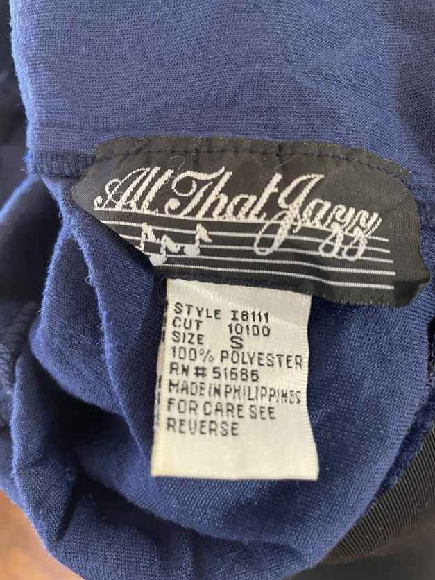 All That Jazz clothing label
