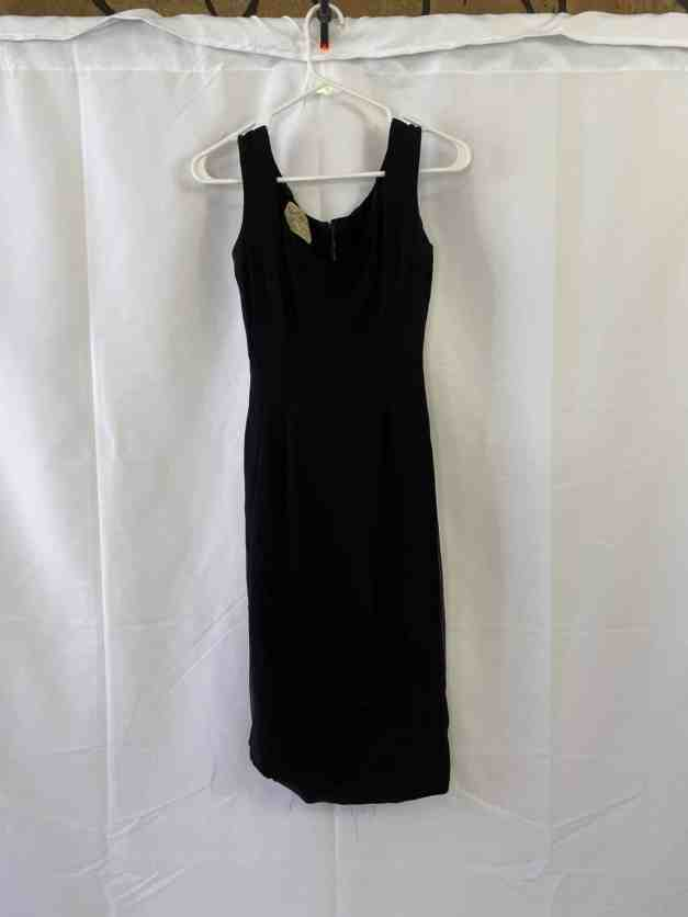 Vintage 1950s sheath dress