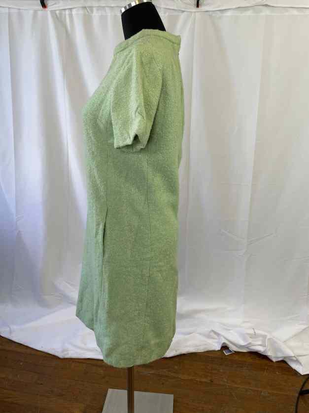 large 1960s dress