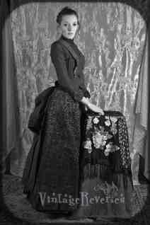 1880s style photo