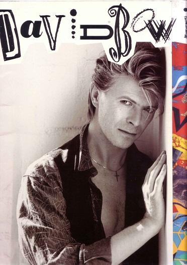 David Bowie Roker Park Glass Spider Tour 23 June 1987 (2/3)