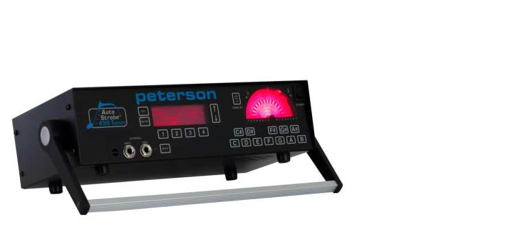 AutoStrobe 490 Accuracy At The Speed of Light. | Peterson Strobe Tuners