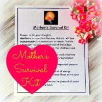 Mother's Survival Kit - DIY