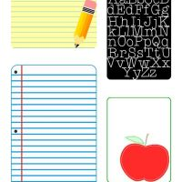 Back To School Journal Cards - DIY