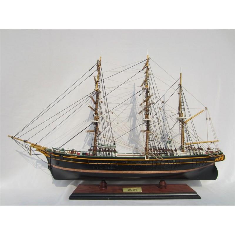 Swedish Sailing Barque Sigyn