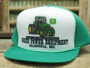 John Deere Green Power Equipment