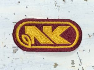 Vintage NK – Northrup King Seed Patch