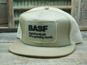 BASF Agrichemicals For a Growing World Hat