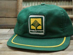 McCubbin Seed Vintage Hat