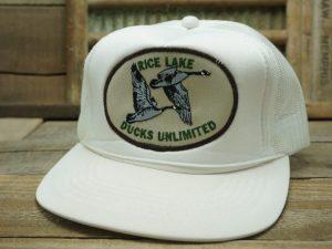 Rice Lake Ducks Unlimited Hat