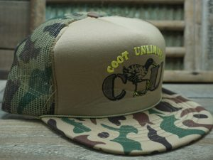 Coot Unlimited Camo Hat