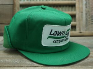 Vintage Lawn Hill Cooperative Winter Hat