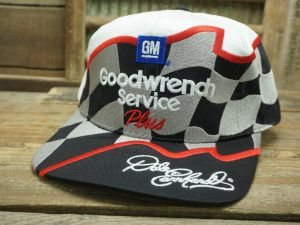 GM Goodwrench Service Plus Nascar Dale Earnhardt Hat