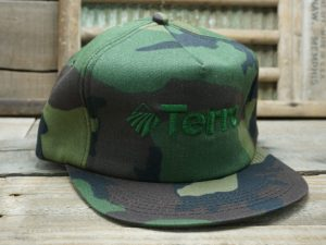 Terra Seed Camo Hat