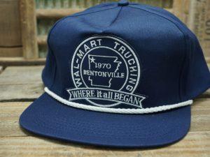 Wal-Mart Trucking Bentonville, AR Hat