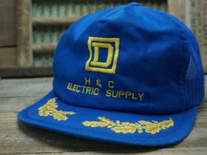 Square D – H & C Electric Supply Hat