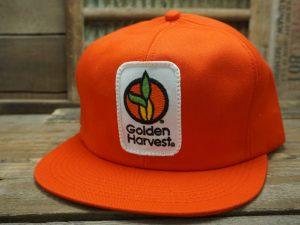 Golden Harvest Seeds Hat