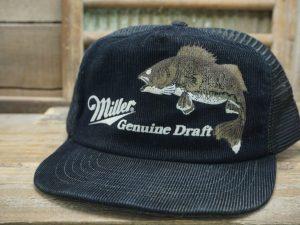 Miller Beer Genuine Draft Hat