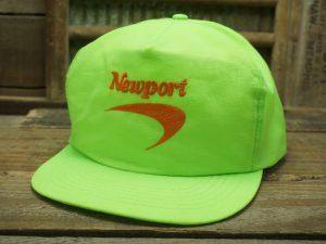 Newport Cigarettes Hat