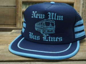 New Ulm Bus Lines Hat