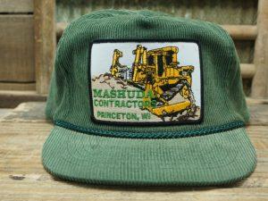 Mashuda Contractors Princeton WI Hat