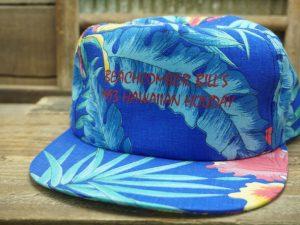 Beachcomber Bill's 1993 Hawaiian Holiday Hat